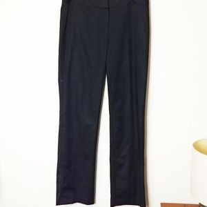 Tahari Black Pants Size